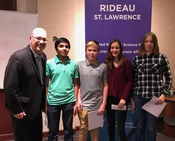 2018 Rideau St. Lawrence Science Fair