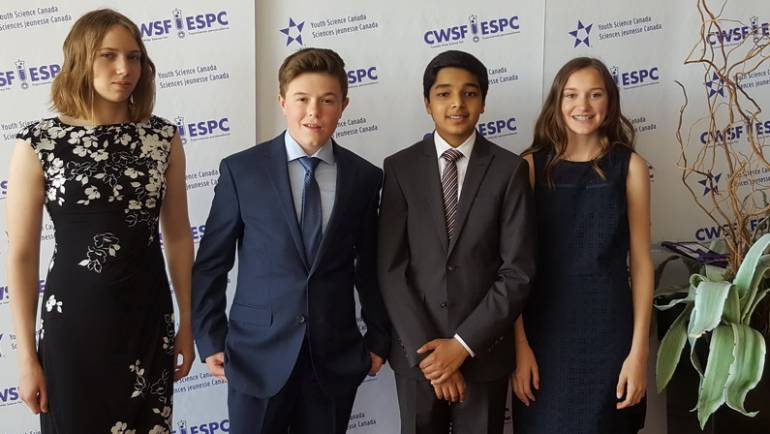 Team RSLSF Wins Medals at 2018 CWSF Ottawa