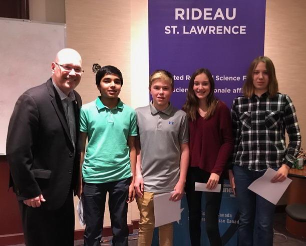2018 Rideau St. Lawrence Science Fair